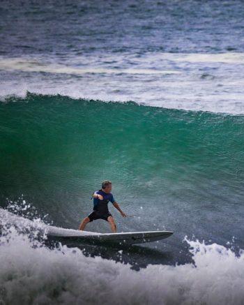 Mael Prud'homme surf